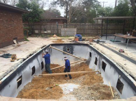 Fiberglass Inground Pools Swimming Pool Repair Pool