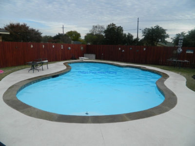 dallas pool resurfacing
