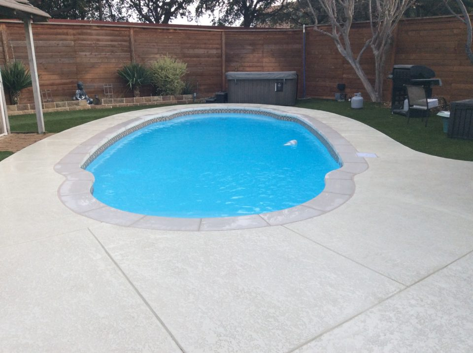 Texas Fiberglass Pools Inc