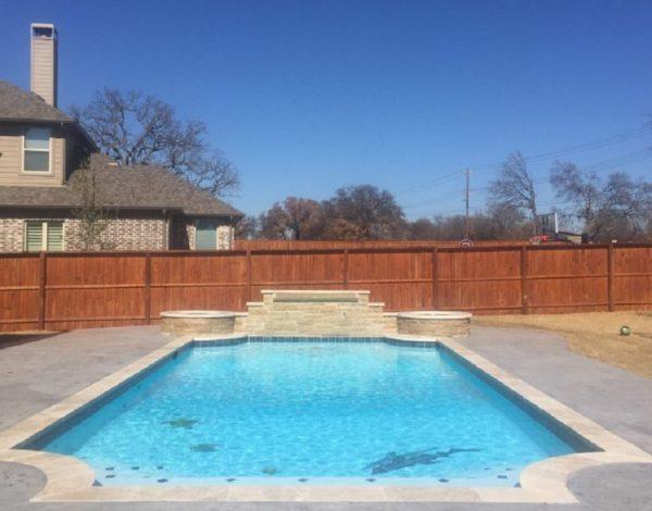 Argyle TX Pool Remodeling Job
