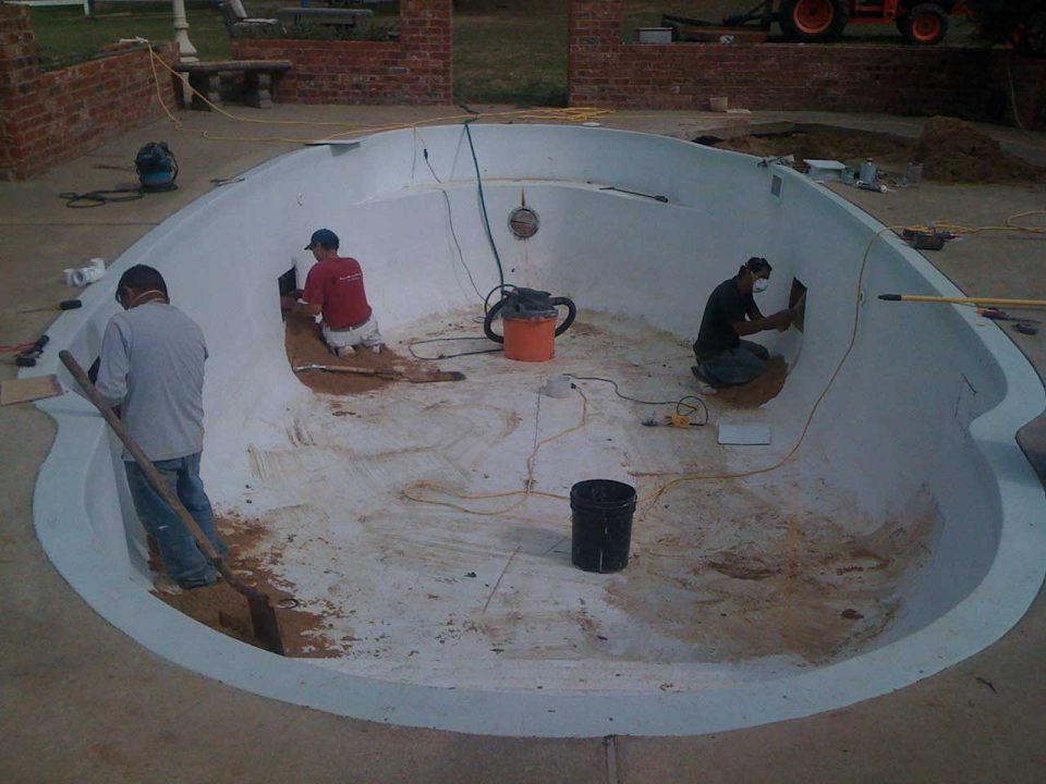 Texas Fiberglass Pools Inc.