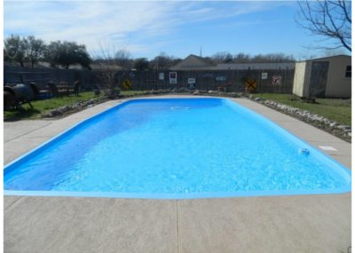 Compare Us Texas Fiberglass Pools Inc.