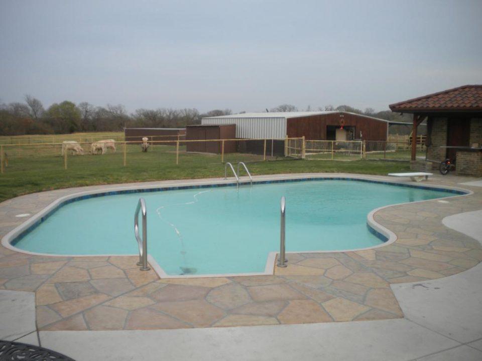 Ardmore OK Pool Remodeling Job