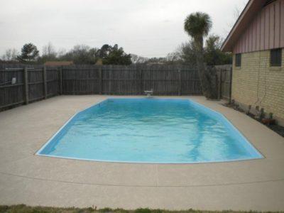 Azle TX Pool Remodeling Job