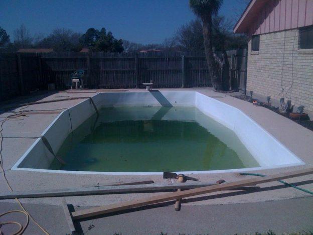 Pool Remodeling Job
