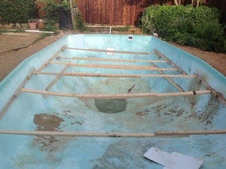 Carrollton Texas Pool Remodeling Job