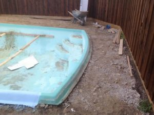 Carrollton Texas Pool Resurfacing Job