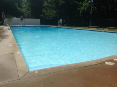 Cedar Hill TX Pool Resurfacing Job