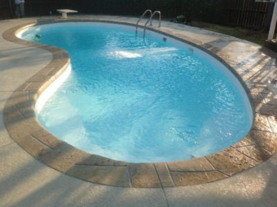 Cedar Hill Texas Pool Remodeling Job