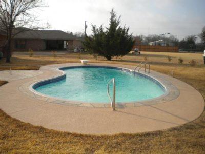Denison TX Pool Remodeling Job