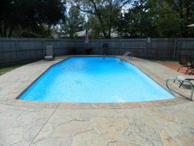 Denton TX Pool Remodeling Job