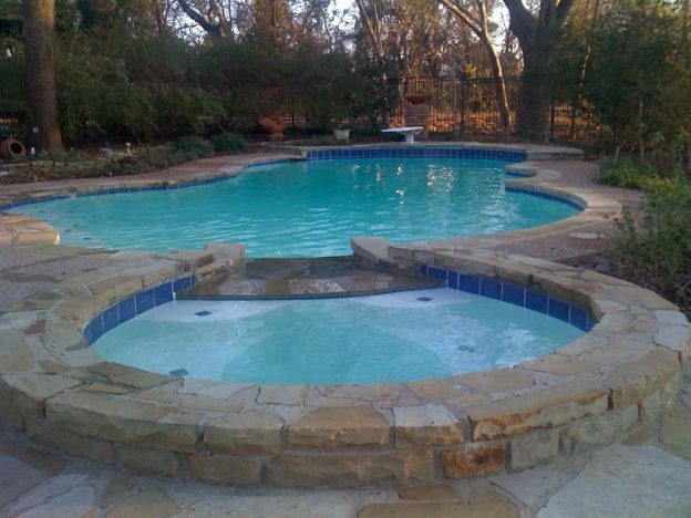 Fairview TX Pool Remodeling Job