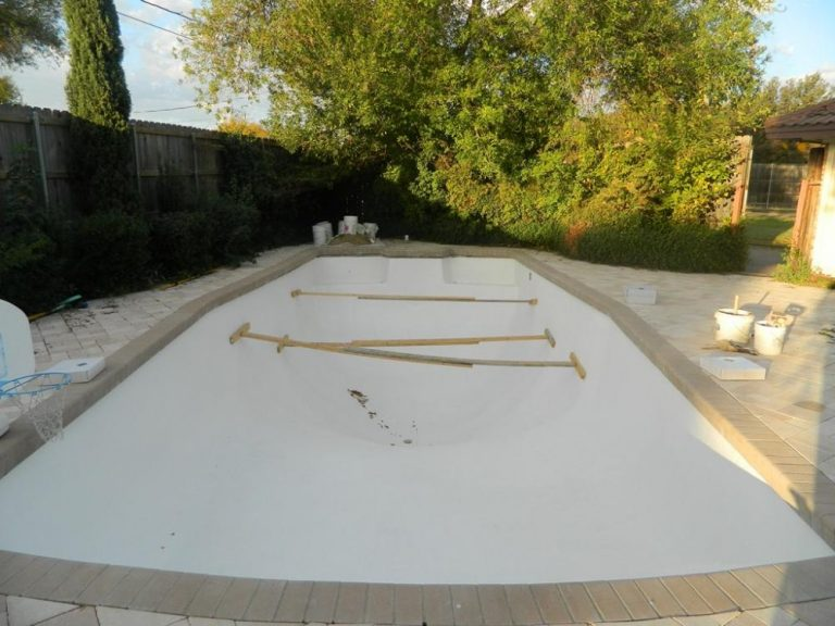 Grand Prairie TX Pool Remodeling Job