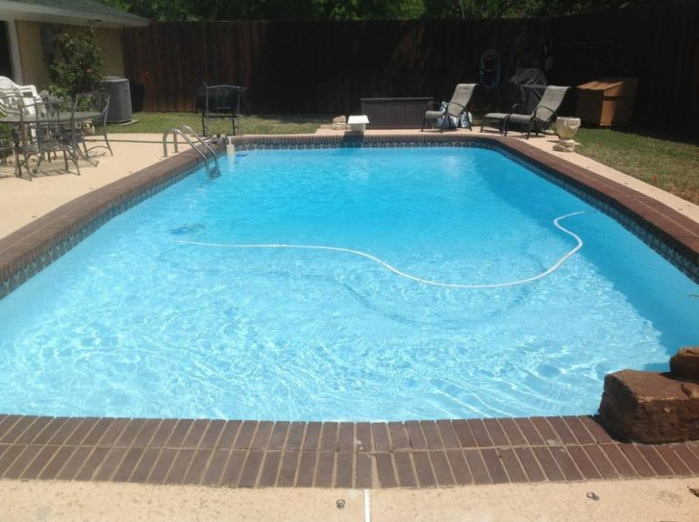 Grapevine TX Pool Remodeling Job