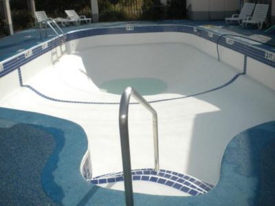 Pool Remodeling Job