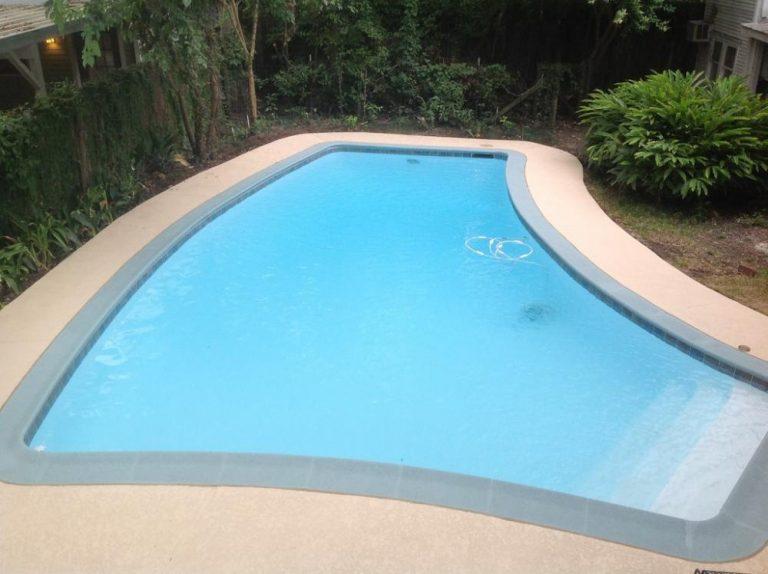 Houston TX Pool Remodeling Job