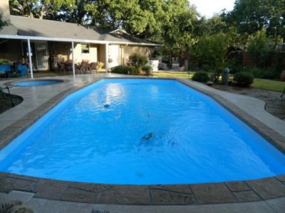 Irving TX Pool Remodeling Job