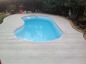 Mckinney TX Pool Remodeling Job