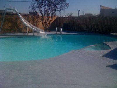 Mesquite TX Pool Remodeling Job