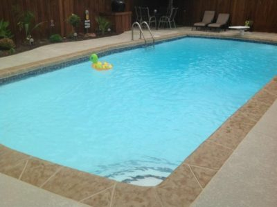 Plano TX Pool Leak Detection Job