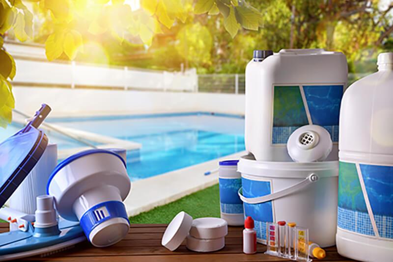 Considering A Salt Water Pool System? Texas Fiberglass Pools Inc. LLC