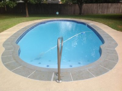 Stephenville TX Pool Remodeling Job