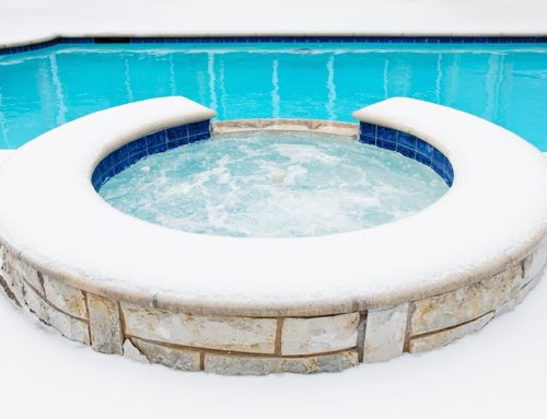 Does My Fiberglass Pool Need Winter Pool Care?