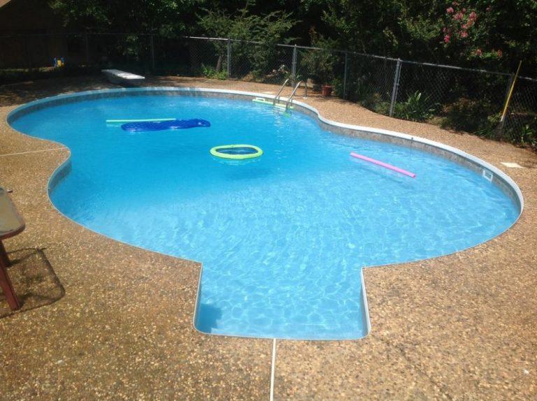 Tyler TX Pool Remodeling Job