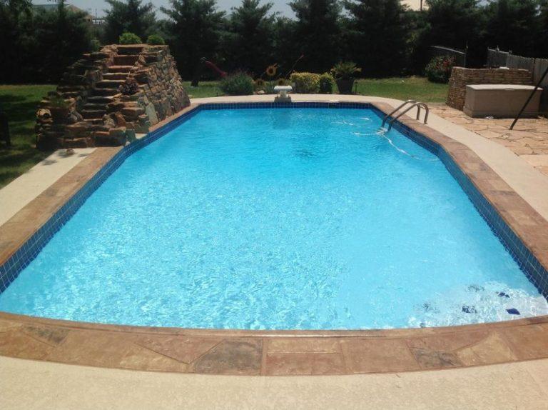 Waxahachie TX Pool Remodeling Job