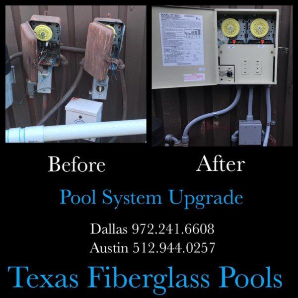 Pool System Repair Houston