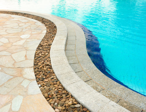 Top 4 Benefits of Pool Coping