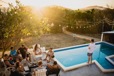 pool coping ideas