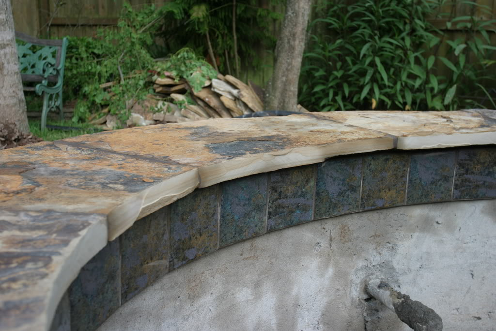 Pool Coping and Tile