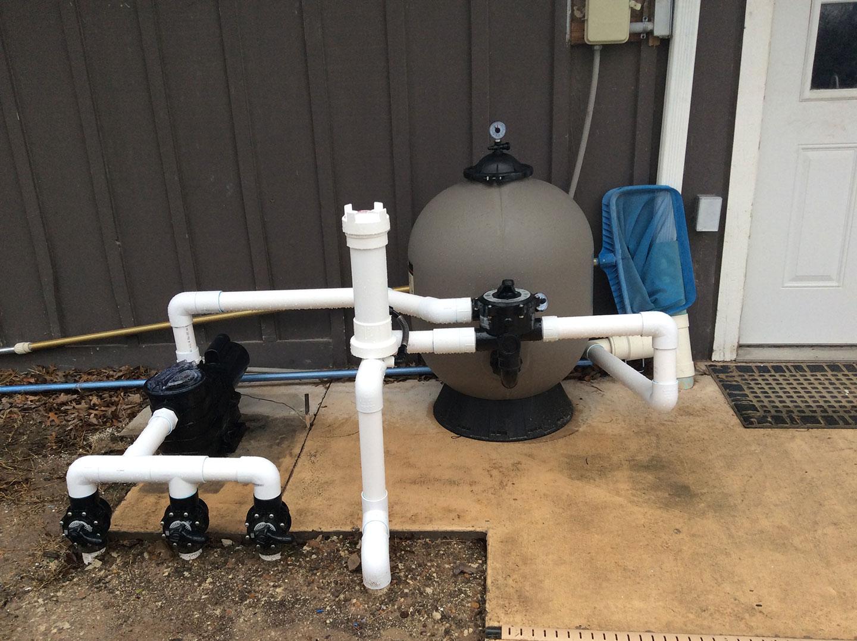 Pool Plumbing Repair Texas