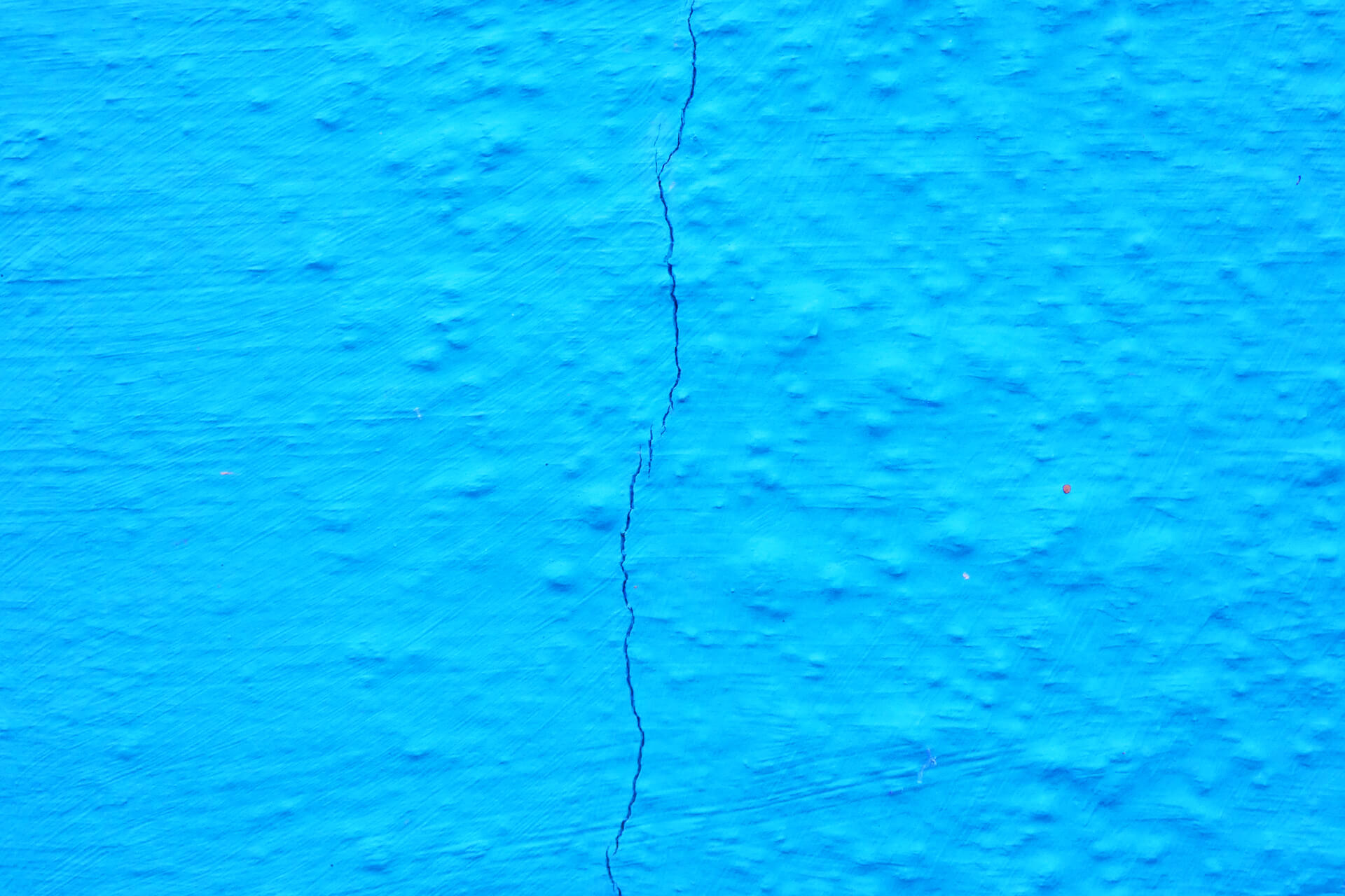 Crack In Swimming Pool