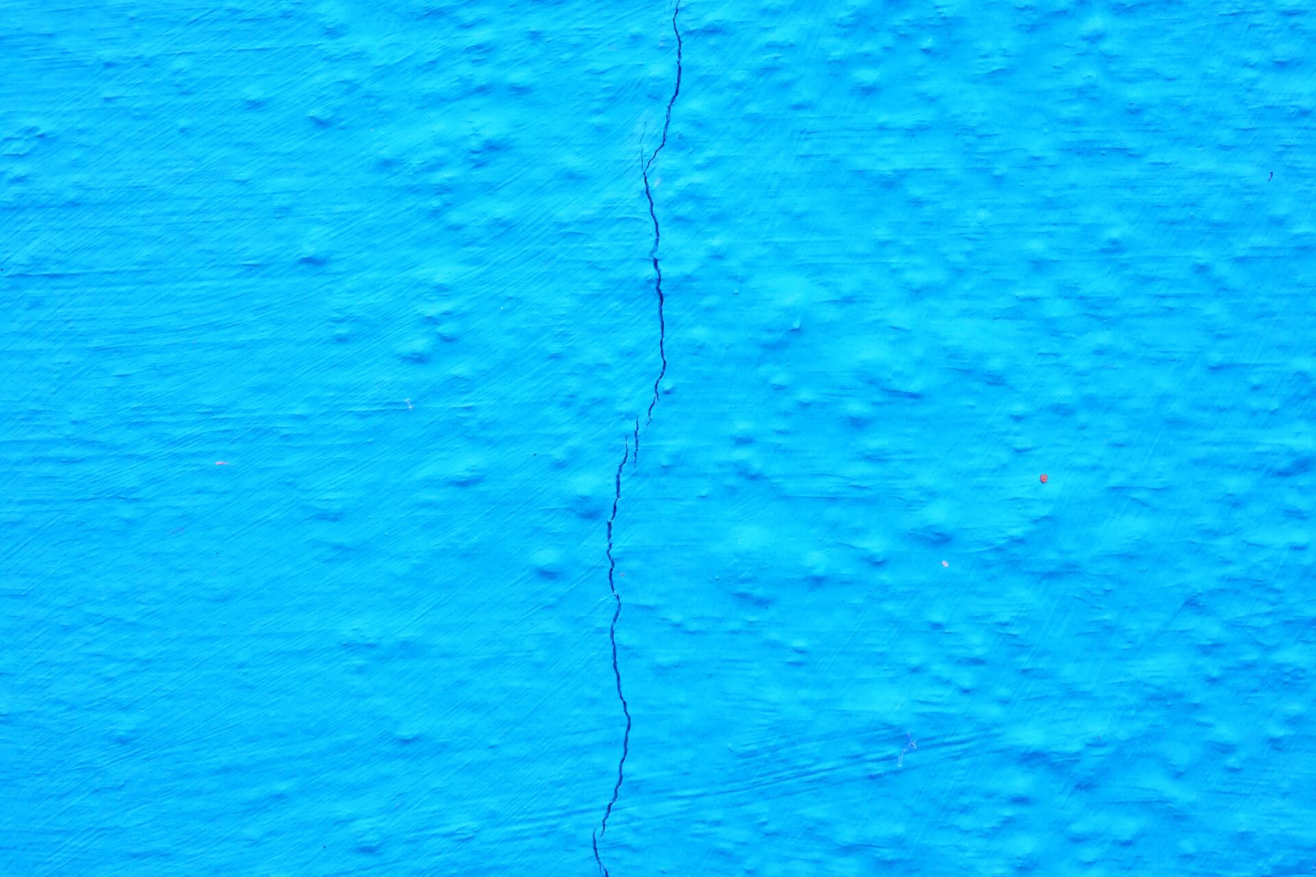 Crack In Swimming Pool